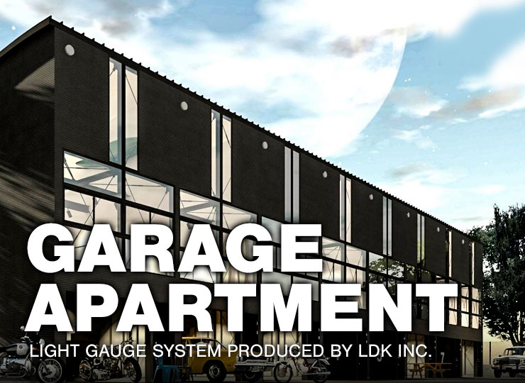 GARAGE APARTMENT